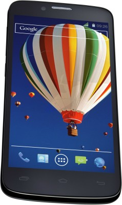 XOLO Q1000 Black available at Flipkart for Rs.10199