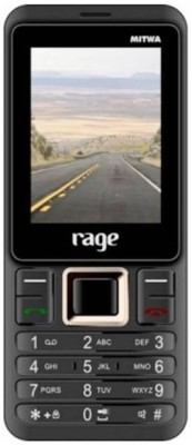Rage With Power Bank Feature (Black, Gold)