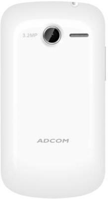 Adcom Thunder A-350 HD (White, 512 MB)