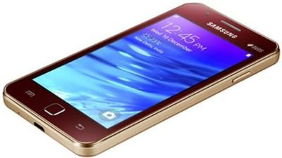 Samsung Z1 (Wine Red, 4096 MB)