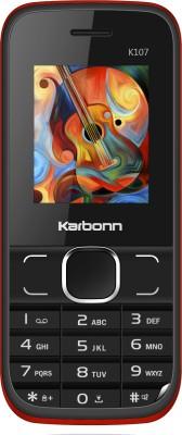 Karbonn K107 (Black & Red)