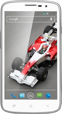 XOLO Q1000 Opus White available at Flipkart for Rs.6796