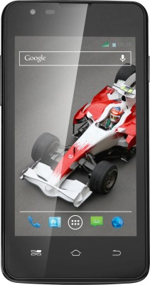 XOLO A500L Black available at Flipkart for Rs.6090