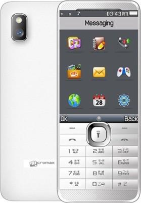 Micromax X344 (White)