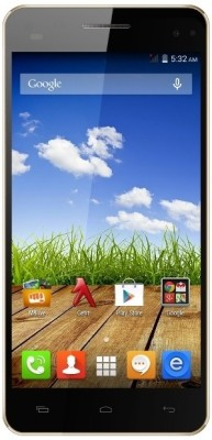 Micromax Canvas HD Plus A190 (Black, 8 GB)