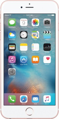 Apple iPhone 6S Plus (Rose Gold, 64 GB)