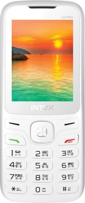 Intex ULTRA 3000 (White, Blue)