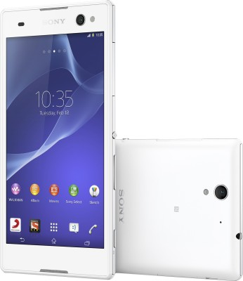 Sony Xperia C3 (Snow White, 8 GB)