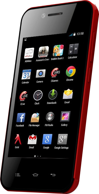 Celkon Campus One A354C Red