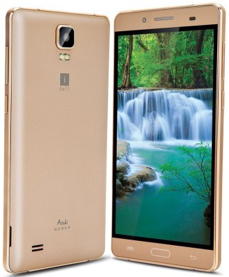 iBall Andi 5.5 (Gold, 8 GB)