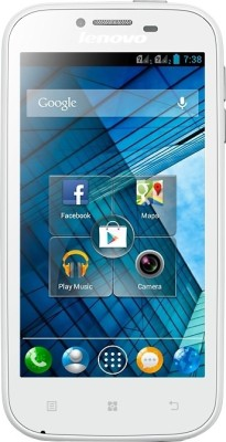 Lenovo Ideaphone A706 White available at Flipkart for Rs.8699