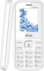 Aqua Phoenix Dual SIM Basic Mobile Phone