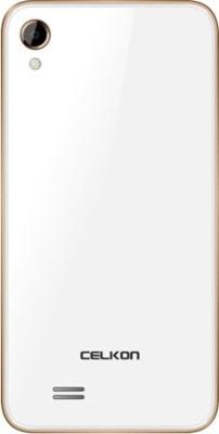 Celkon Hero (White & Gold, 8 GB)