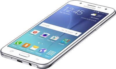 Samsung Galaxy J7 (White, 16 GB)