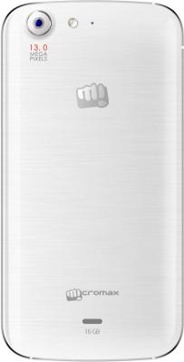 Micromax Canvas 4 A210 (White, 12.4 GB)