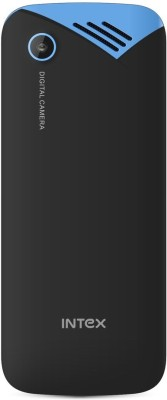 Intex Ultra 3000 (Black, Blue)