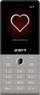 Zen M74 (Grey and Black)