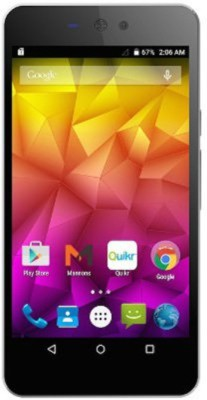 Micromax Canvas Selfie Lens Q345 (Grey, 1 GB)