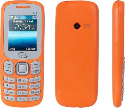 Infix N5::N4 (Black, Orange)