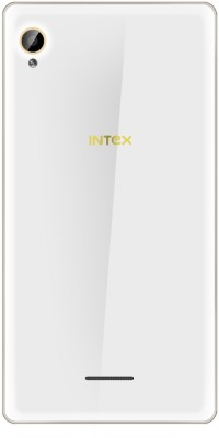 Intex Aqua Power HD (white & gold, 16 GB)