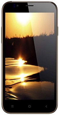 Karbonn Aura (Gold, 8 GB)