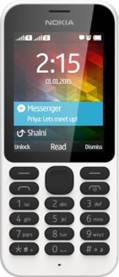 Nokia 215 (White)