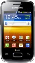 Samsung Galaxy Y Duos S6102 - Strong Black