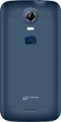 Micromax Canvas Turbo Mini A200 (Blue, 1.61 GB)