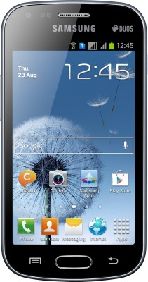Samsung Galaxy S Duos S7562 Black available at Flipkart for Rs.9875
