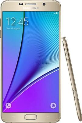 Samsung Galaxy Note 5 64GB Single Sim Gold