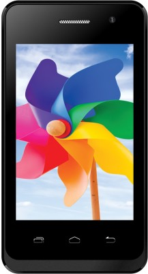 Intex Aqua R3 (Black, 512 MB)