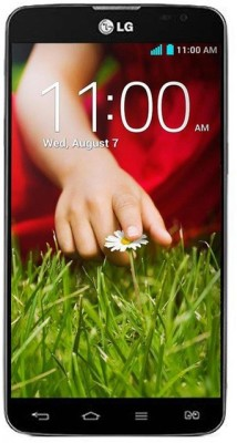 LG G Pro Lite D686 (Black & Red, 8 GB)