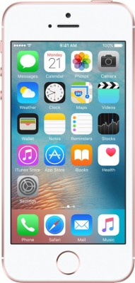iPhone SE 64 GB (Rose Gold)