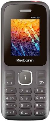 Karbonn K46 LED (Black & Red)