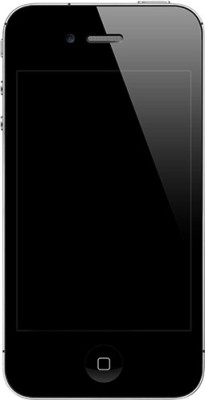 Apple Apple iPhone 4s (Black, 16 GB)