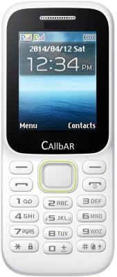 Callbar M-B (White)
