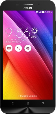 Asus Zenfone Max (Black, 32 GB) (With Snapdragon 615)