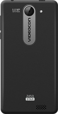 Videocon Infinium (Grey, Silver, 8 GB)