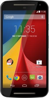 Moto G (2nd Gen) LTE (Black, 16 GB)