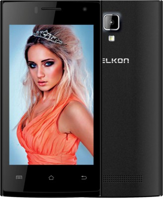 Celkon Campus Crown Q40 (Black, 4 GB)