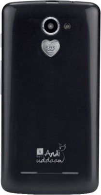 iBall Andi Mini Uddaan (Black, 4 GB)