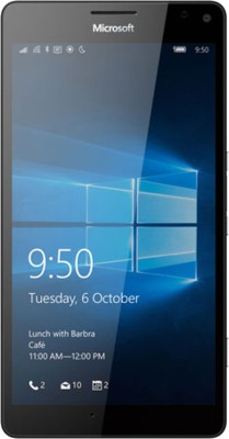 Microsoft Lumia 950 XL (Black, 32 GB)