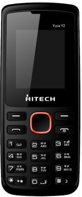 Hitech Yuva Y2 (Black_Orange)