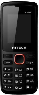 Hitech Yuva Y2 (Black_Orange)