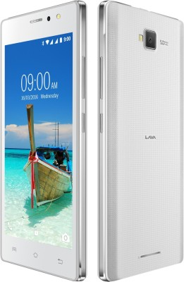 Lava A 82 ( 8GB White )