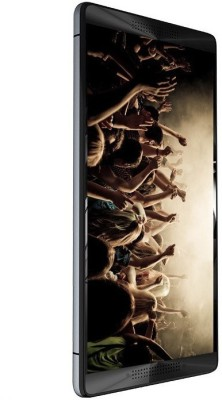 Micromax Fire 4G Plus (Cosmic Grey, 8 GB)