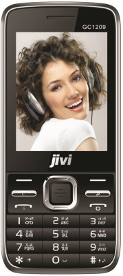 Jivi JV GC1209 (Black and White)