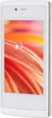 Lava Iris 354e (White, 1.25 GB)