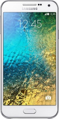 Samsung Galaxy E5 (White, 16 GB)