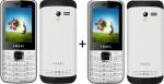 I KALL Dual Sim Mobile combo
